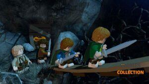 LEGO: Lord of the Ring (PS3)