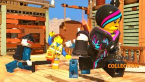 LEGO Movie-Videogame (PC) КЛЮЧ