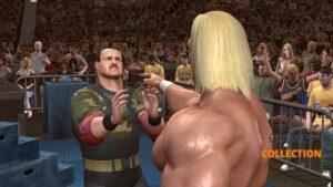 WWE Legends of Wrestlemania (XBOX360)