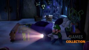 Luigi's Mansion 3 (NSW)