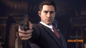 Mafia Definitive Edition (PC) Ключ