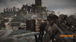 Medal of Honor: Warfighter (XBOX360) Б/У