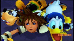 Kingdom Hearts HD 1.5 Remix (PS3) Б/У