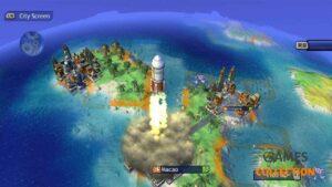 Sid Meier's Civilization Revolution (XBOX360) Б/у