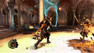 The Cursed Crusade (XBOX360)