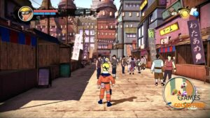 Naruto: The Broken Bond (XBOX360)