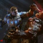 Gears of War: Ultimate Edition (Xbox One) Б/У