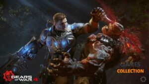 GEARS OF WAR 4 (XBOX ONE) Б/У