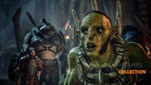 Middle Earth: Shadow of War (XBox One) Б/У