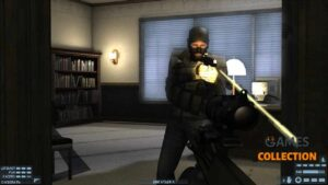 Tom Clancy's Rainbow Six: Lockdown (PS2)