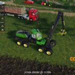 Farming Simulator 19: Platinum Edition (PS4)