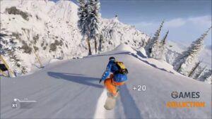 Steep: Зимние игры (PS4)