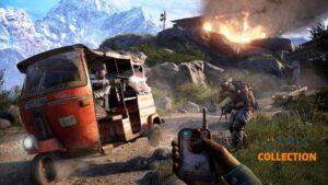 Far Cry 4 (PS4) Б/У