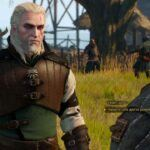 Witcher 3: Game of the Year Edition Русская версия (PS4)