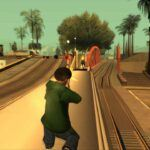 Grand Theft Auto: San Andreas (PS2) Б/У