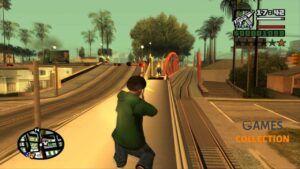 GTA: San Andreas (PS2)