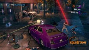 Saint's Row: The Third (PS3)