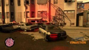 Grand Theft Auto: Episodes from Liberty City (XBOX360)