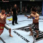 UFC 2010: Undisputed (XBOX360) Б/У