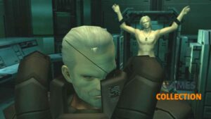 Metal Gear Solid HD Collection (XBOX360)