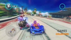 Sonic & All-Stars Racing (PS3)