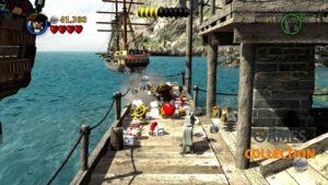 LEGO: Pirates of the Caribbean (Xbox 360/Xbox One) Б/у