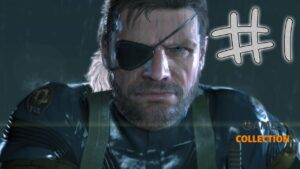 Metal Gear Solid V: Ground Zeroes(PS3)