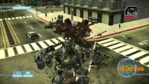 Transformers: The Game (XBOX360)