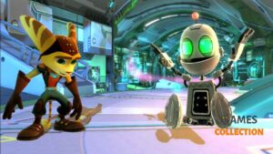 Ratchet & Clank: Q Force (PS3)