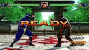 Virtua Fighter 5 (XBOX 360) Б/У