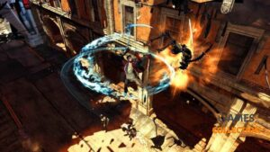 DmC Devil May Cry (PS3) Русские Субтитры