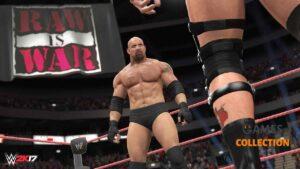 WWE 2K17 (Xbox 360) Б/У