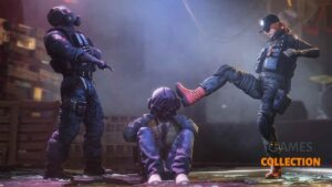 Tom Clancy's Rainbow Six Extraction (PS5)