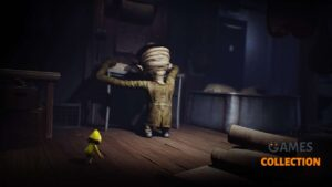 Little Nightmares: Complete Edition (PS4)