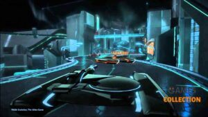 TRON Evolution: The Video Game (XBOX360)