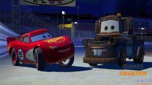 Cars: Mater National Championship (XBOX360) Б/у