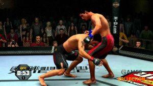 UFC 2009 Undisputed (XBOX360) Б/у