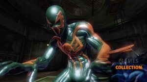 Spider-Man: Edge of Time (XBOX360)