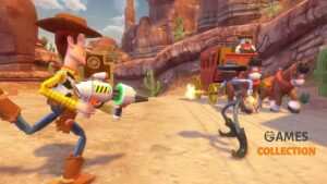 Toy Story 3: The Video Game (PS3)
