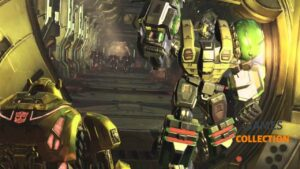 Transformers : Fall of Cybertron (XBOX360)