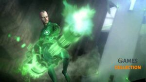Green Lantern: Rise of the Manhunters (XBOX360)