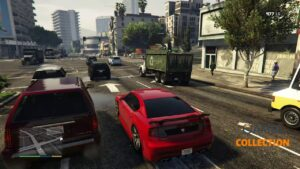 Grand Theft Auto V (Xbox One) Б/У