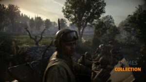 Call of Duty: WWII (Xbox One) Б/У