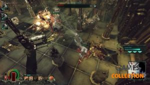 Warhammer 40,000:Inquisitor-Martyr DELUXE EDITION (PS4)