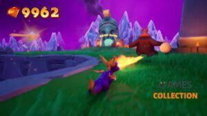 Spyro: Reignited Trilogy (PS4)