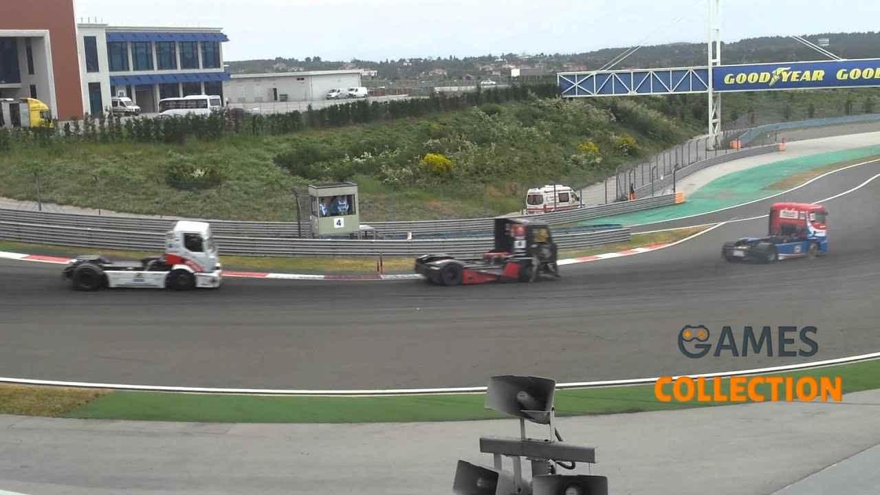 FIA: European Truck Racing Championship (PS4)