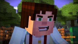 Minecraft: Story Mode - The Complete Adventure(XBOX360)