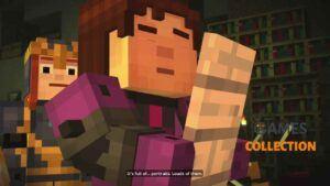 Minecraft: Story Mode (XBOX 360)