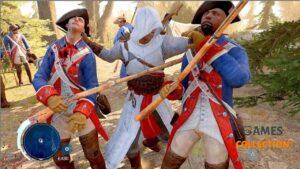 Assassin's Creed III: Washington Edition (Xbox 360) Б/У