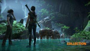 Uncharted: Утраченное Наследие (PS4)